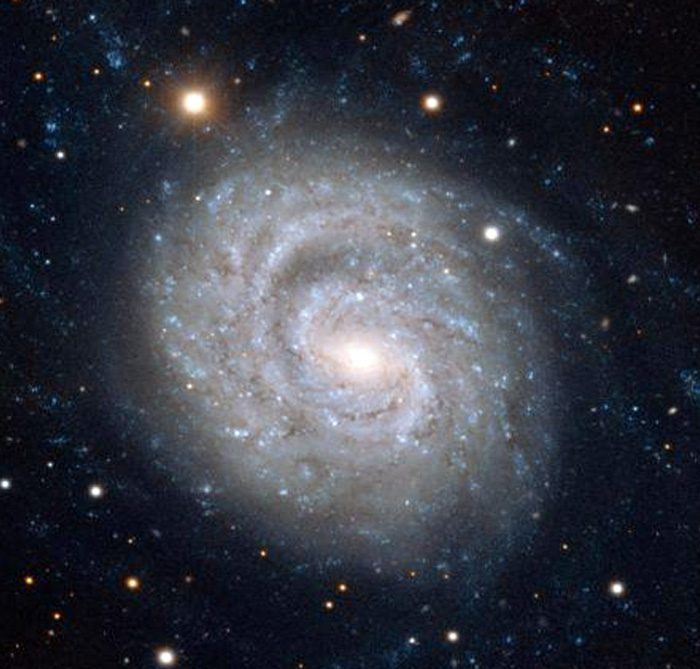 "Identifican agujeros negros masivos ""escondidos"" en galaxias enanas"