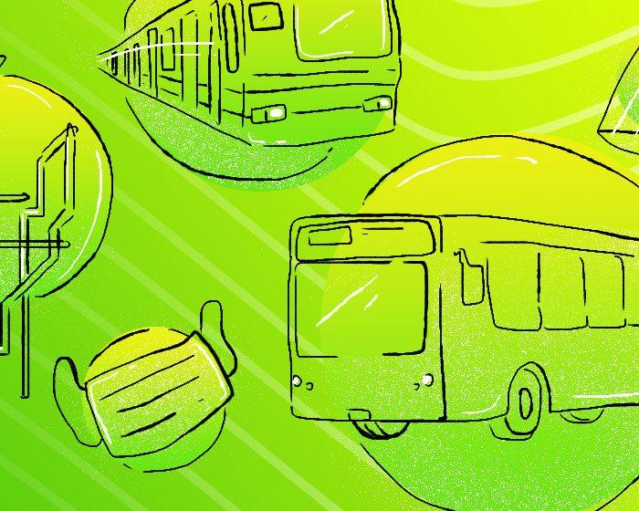 Movilidad pública en tiempos de pandemia