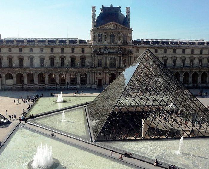 El Louvre fue el museo más visitado en el mundo durante el 2019