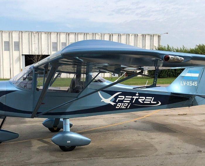 El primer avión eléctrico del país será íntegramente ecológico