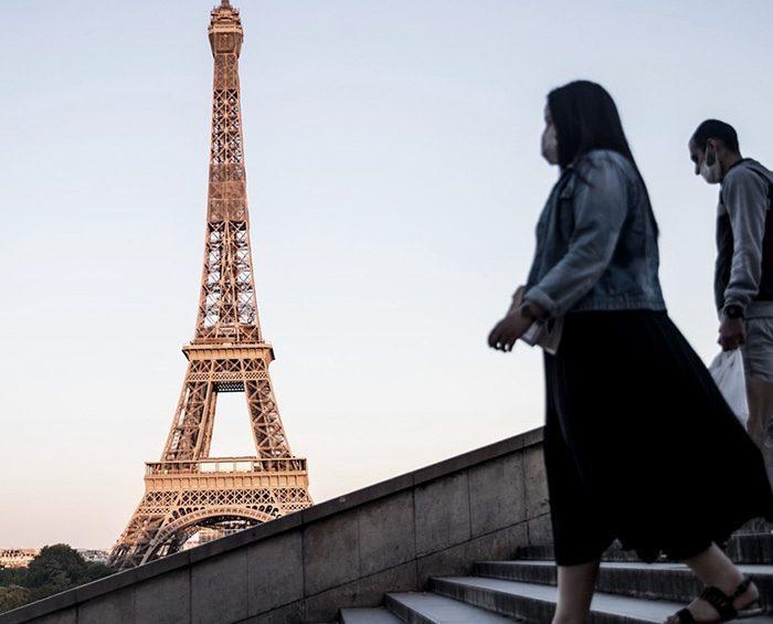 Más de la mitad de las personas que viven en la pobreza en París tuvieron coronavirus