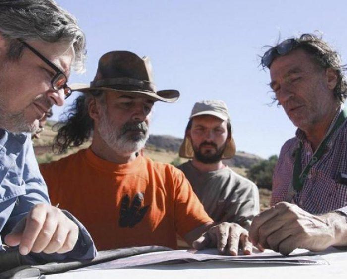 Científicos argentinos descubren huellas de un animal que precedió a los dinosaurios