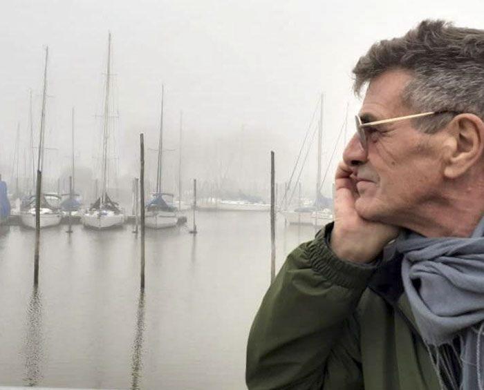 """Guillermo Sacomanno: """"Quería recobrar el extravío en un mundo ajeno que hay que tomar por asalto"""""""