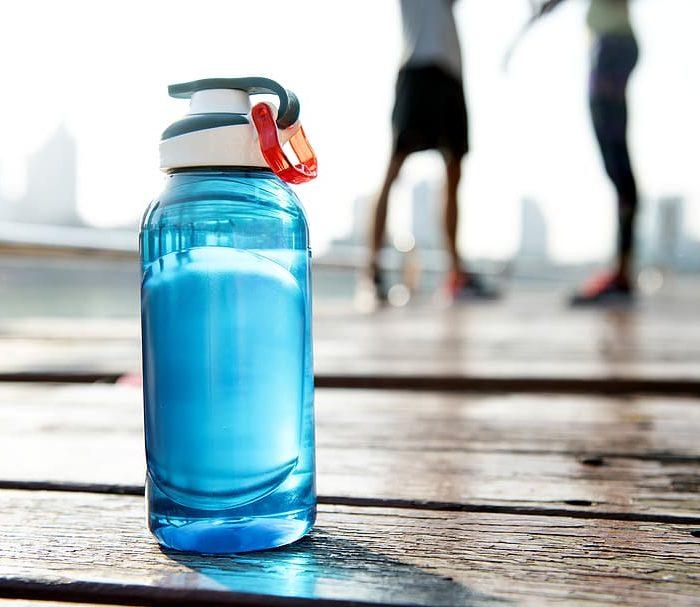 Hidratación diaria en épocas de altas temperaturas