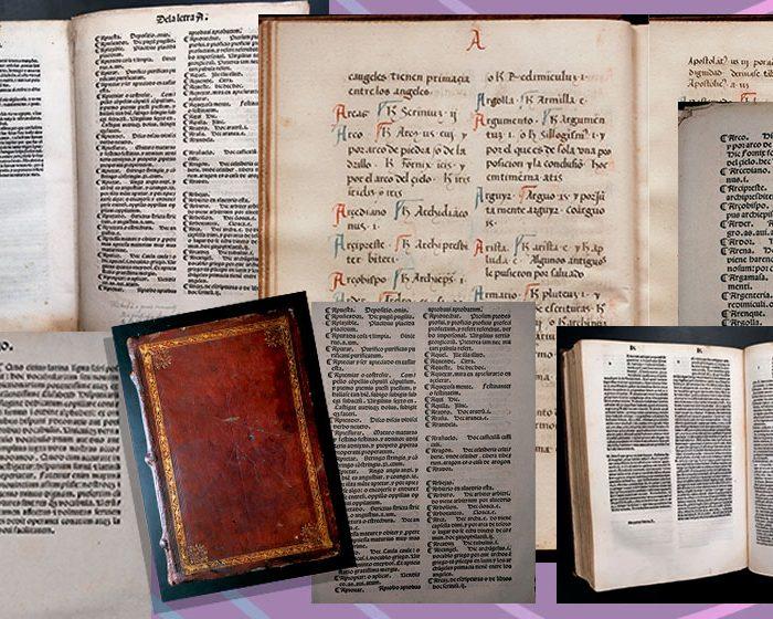Descubren el diccionario más antiguo de la lengua castellana