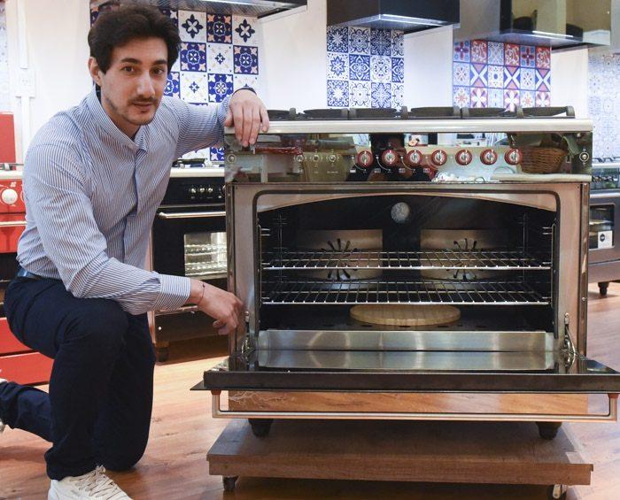 Una cocina fabricada en el país ganó un reconocido premio internacional