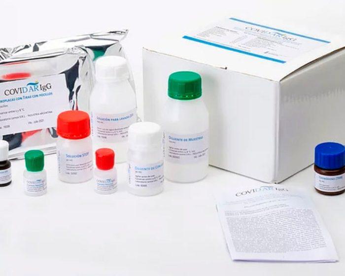 Los test serológicos argentinos para COVID-19 superan el millón de ensayos