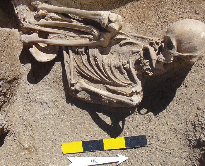 Investigadoras argentinas registran doce tumbas de 6.000 años de antigüedad en Catamarca