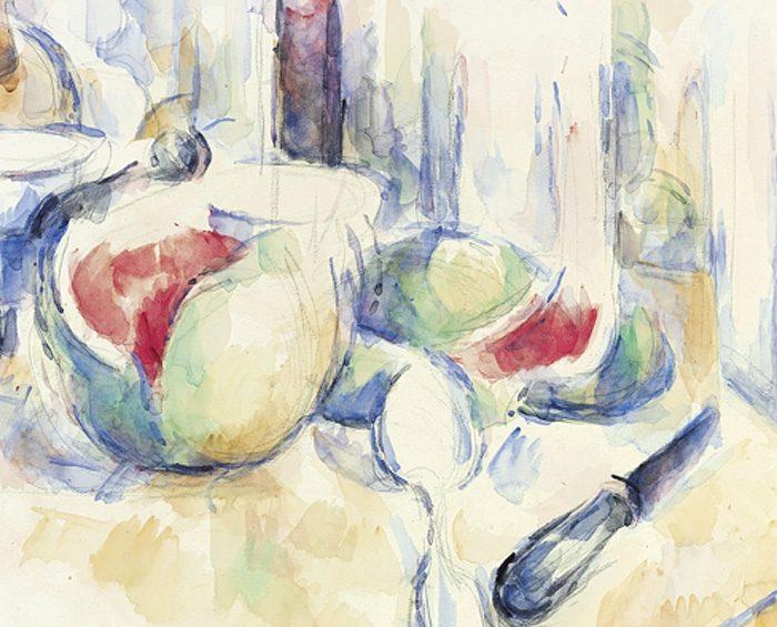 El MoMA mostrará más de 200 dibujos y acuarelas experimentales de Paul Cézanne