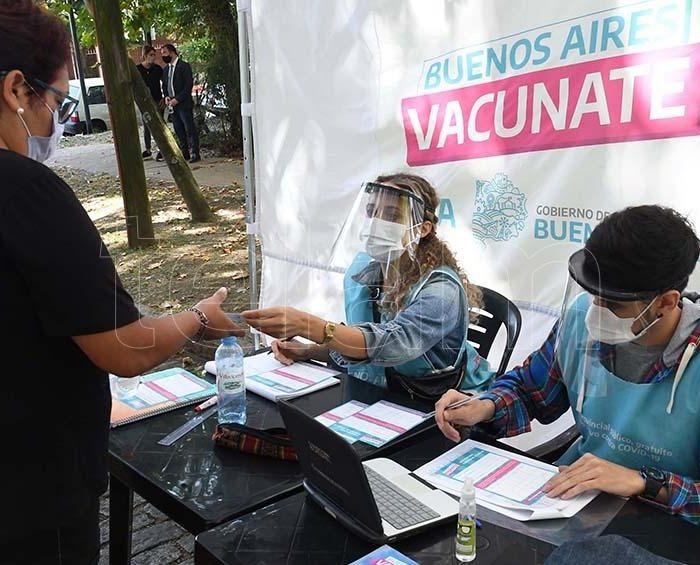 Buenos Aires: ¿Qué sucede con el turno de quienes no asisten a vacunarse?