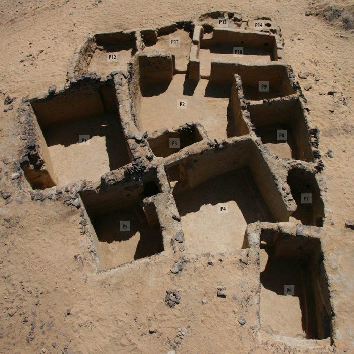 Descubren nuevos restos cristianos del siglo V en Egipto