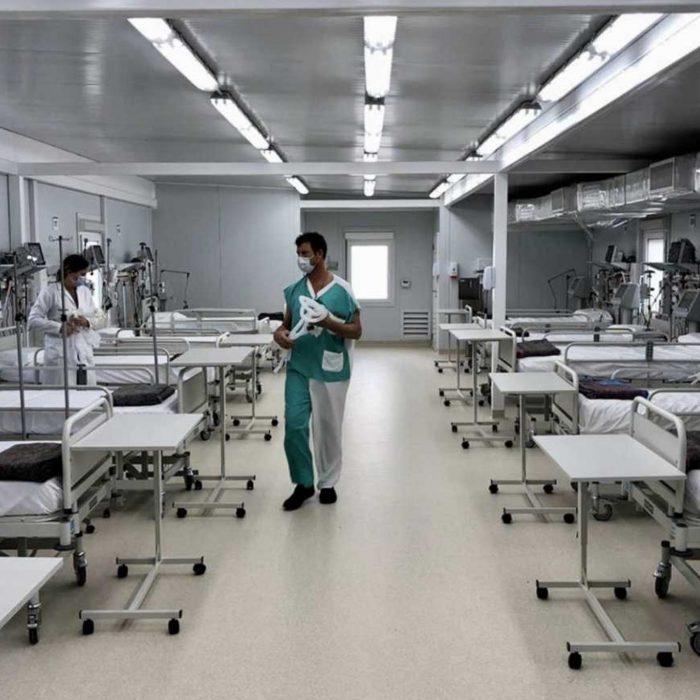 El Gobierno bonaerense dispuso un sistema centralizado de gestión de camas