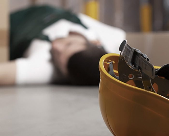 Cada siete horas una persona murió durante el ejercicio de su trabajo por causas evitables
