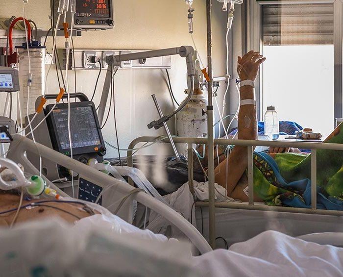 """Aseguran que es """"preocupante"""" la suba de casos en las terapias intensivas"""