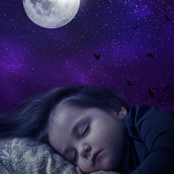 Un descanso saludable es indispensable para el bienestar de los niños