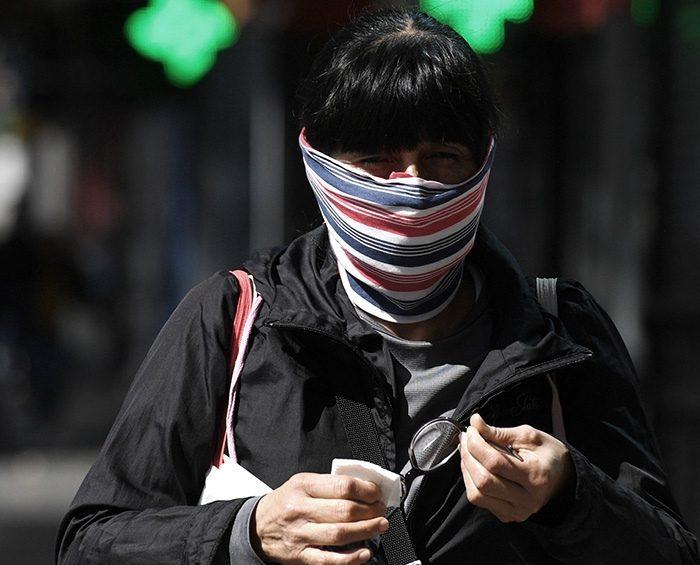 """Advierten que la llegada del frío """"puede generar un nuevo aumento de casos"""" de coronavirus"""