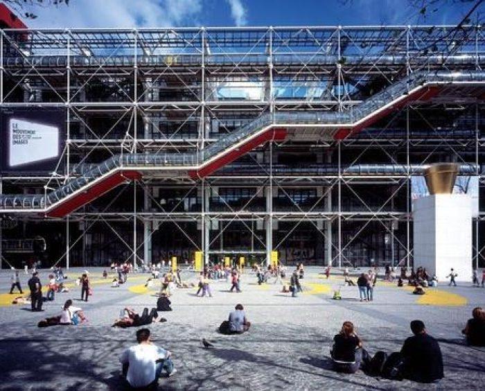 El Pompidou abrirá en 2024 su primer museo satélite en Estados Unidos