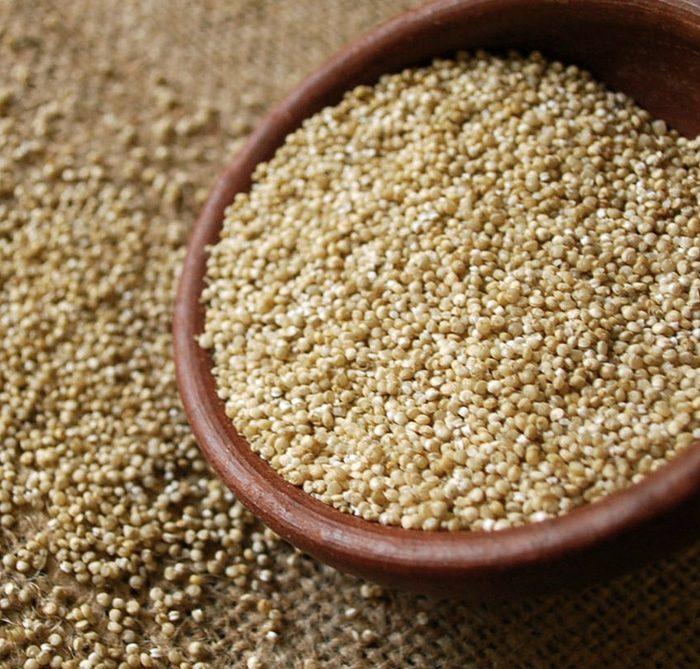 Primer alimento bebible a base de quinoa
