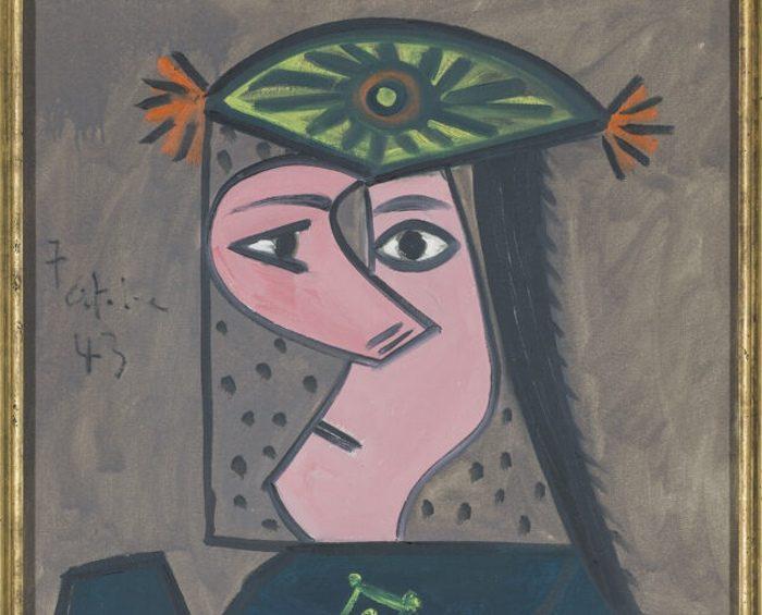 Picasso llega a la colección del Museo del Prado con un retrato que se exhibirá por cinco años