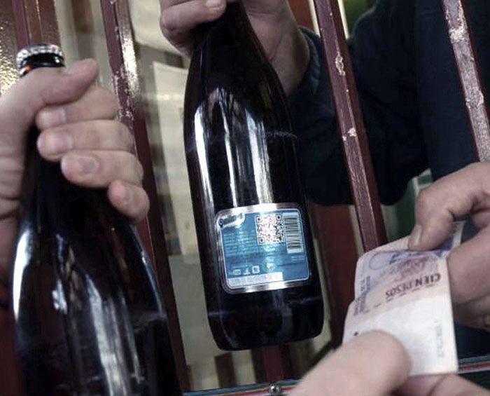Proponen modificar el etiquetado de las bebidas alcohólicas