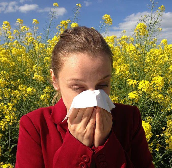 Prevención y cuidados frente a los cuadros más habituales de alergias