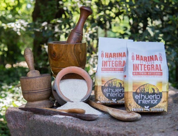 Productores bonaerenses apuestan por la harina agroecológica
