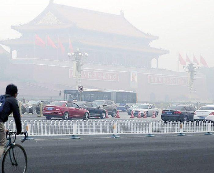 OMS endureció los límites de contaminación del aire, que causa 7 millones de muertes por año